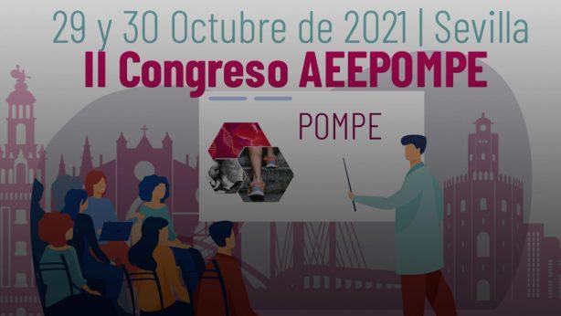 II Congreso de la Asociación Española de Enfermos de Pompe